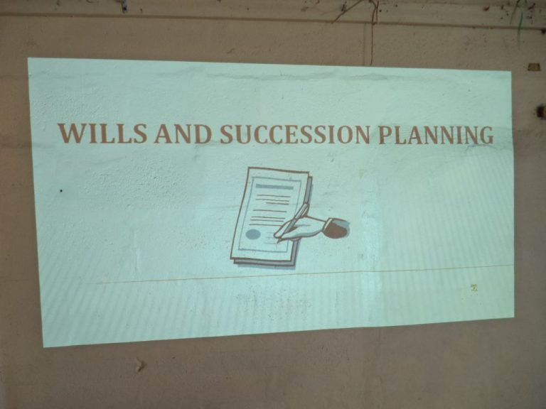 Wills and Succession Seminar