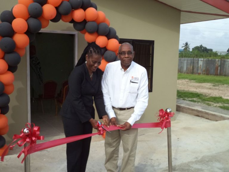 Commissioning of New Wing at Head Office