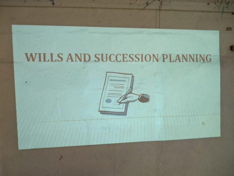 Wills and Succession Seminar